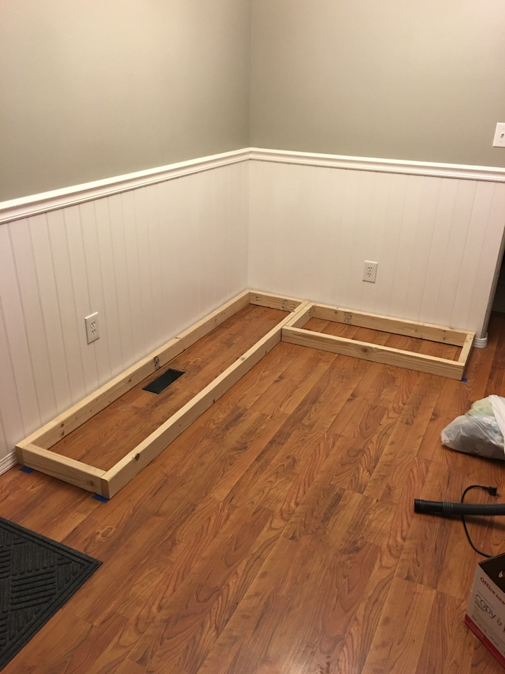How To Build A Breakfast Nook Brycematheson Io