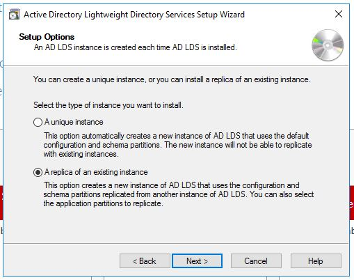 How to Migrate an AD LDS Instance - brycematheson io